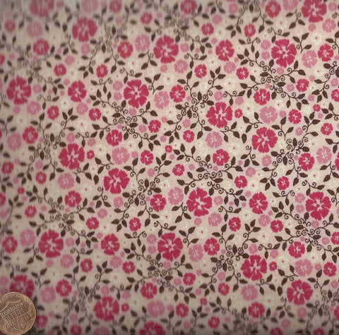 Rodeo Calico C4534 pink Riley Blake fabric