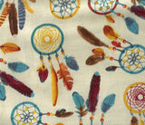 Dreamcatchers southwestern Timeless Treasures fabric
