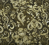 Unbridled western scrolling Quilting Treasures fabric