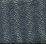 Essence of Pearl metallic navy ripple Benartex fabric