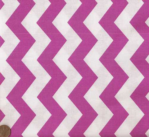 Chevron pink large chevrons from Michael Miller.