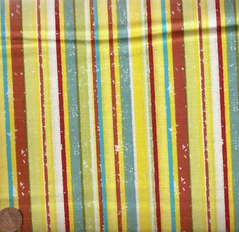 Fresco Stripe Michael Miller fabric