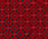 Land That I Love red bandana stars patriotic fabric