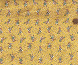 Posies Galore 5012/44 yellow Henry Glass fabric