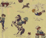 Storybook Kids Lost Boyz Marcus fabric
