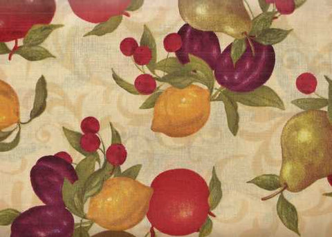 Picked Fresh 255862 fruit citrus Wilmington food kitchen fabric