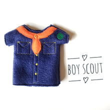 Boy Scout - Sweater for Elf