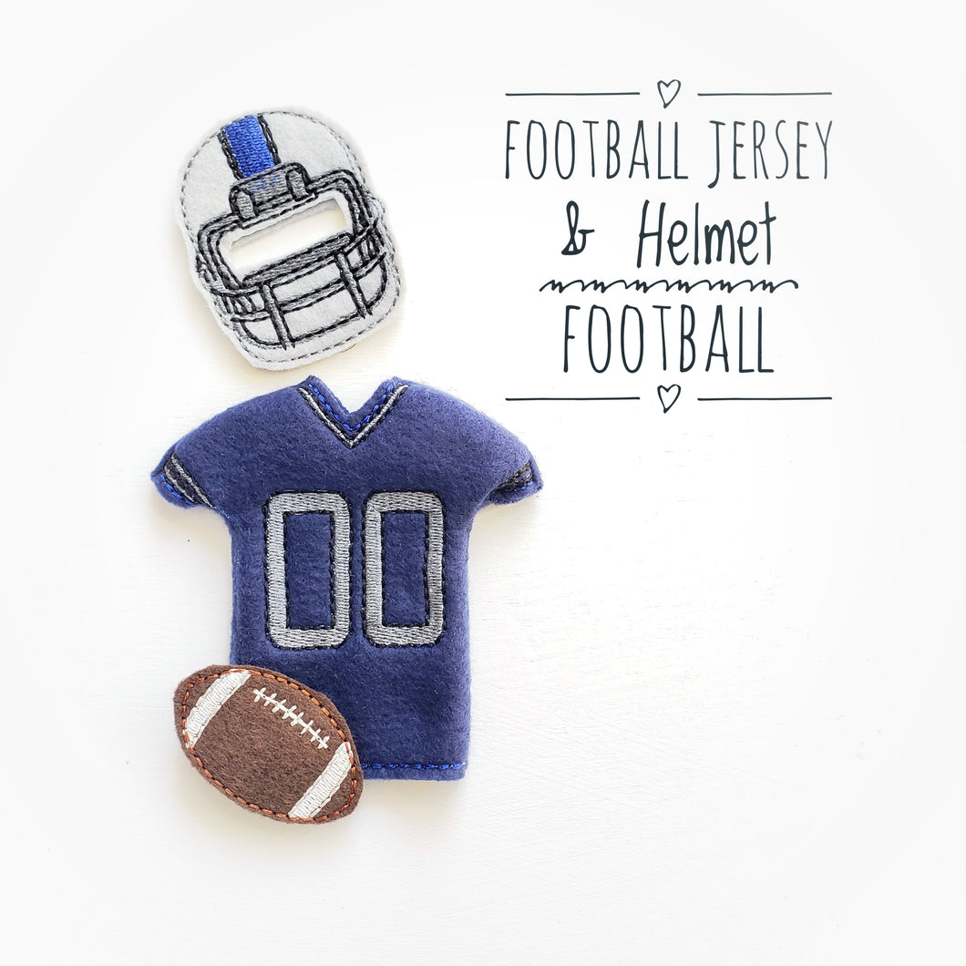 Football Costume Pieces - Elf Costume Set