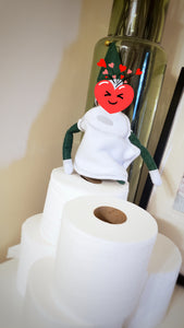 Toilet Paper Costume - Elf