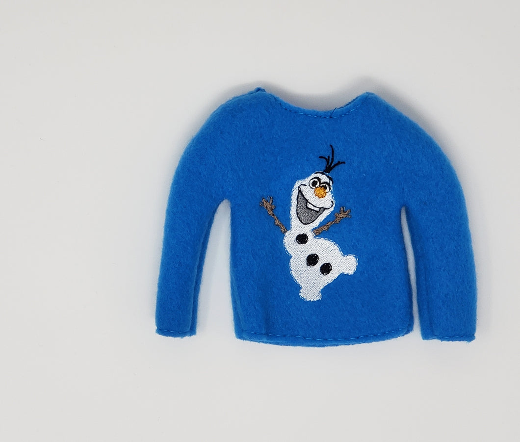Olaf - Elf Shirt