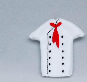 Chef Coat - Elf Shirt