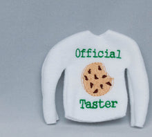 Official Cookie Taster - Elf Shirt