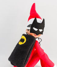 Batman Mask and Cape for Elf
