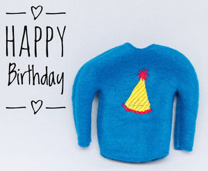 Birthday - Sweater for Elf