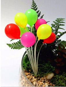 Birthday Balloons - Elf Prop