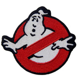Ghostbuster Iron On Sew On Patch