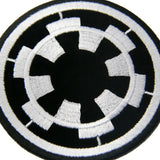 Imperial Target Star Wars Iron On Sew On Patch