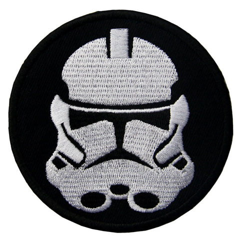 Stormtrooper Star Wars Iron On Sew On Patch