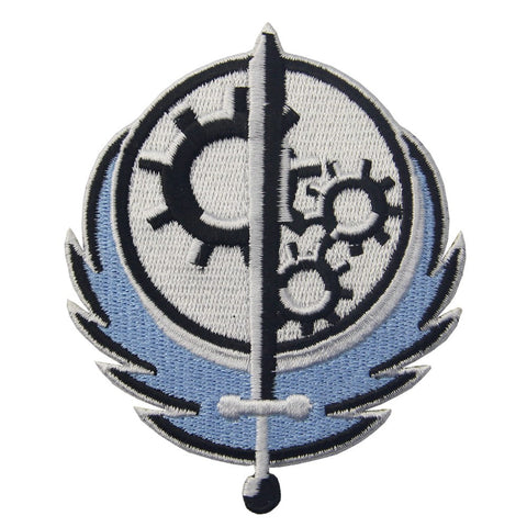 Fallout Brotherhood of Steel BOS Iron On Sew On Patch