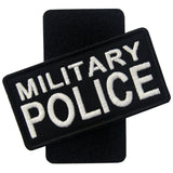 Glow In Dark Military Police Velcro Patch
