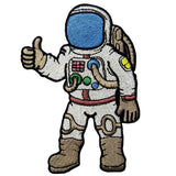 Spaceman Astronaut Iron On Sew On Patch