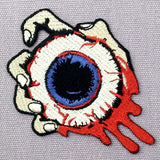 Catch Eyeball Embroidered Iron Sew On Patches