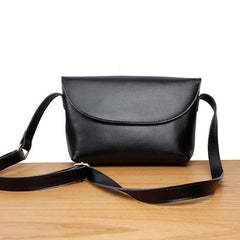 Handmade leather vintage women shoulder bag crossbody bag