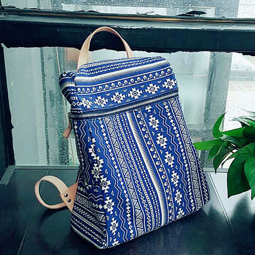 Genuine Denim vintage handmade clutch handbag cross body bag shoulder bag backpack