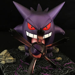 Pokemon go Gengar Shadow Ball Figurine New Pocket Monsters Figure Collectible Model Toy