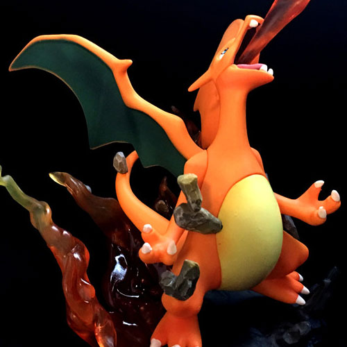 Pokemon go CHARIZARD Figurine New Pocket Monsters Figure Collectible Model Toy