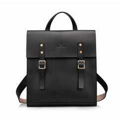 Genuine Leather vintage handmade shoulder bag crossbody bag handbag backpack