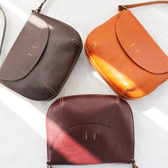 Genuine Leather Handmade Handbag Crossbody Bag Shoulder Bag