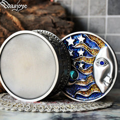 Bahamut Jewelry Box Zodiac Storage Cabinet Box Zinc Alloy Gift Accessories Women