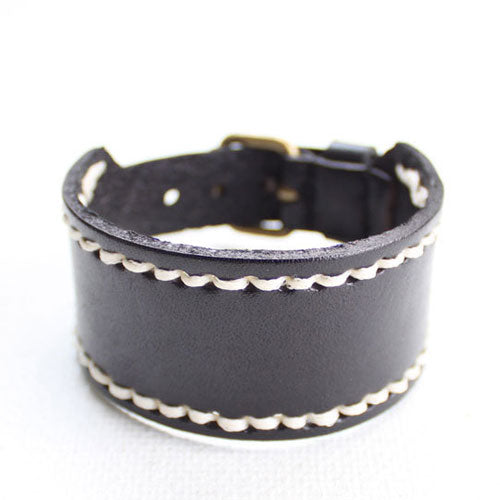Genuine Leather Bracelets Weaved Buckle Gift Jewelry Accessories Unisex Men Women