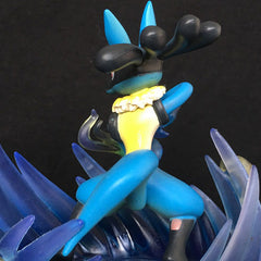 Pokemon go Lucario Figurine New Pocket Monsters Figure Collectible Model Toy