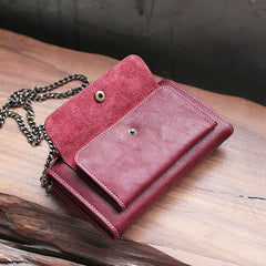 Genuine Leather Handmade Handbag Crossbody Bag Shoulder Bag Clutch