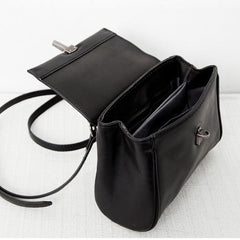 Genuine Leather vintage handmade shoulder bag crossbody bag handbag