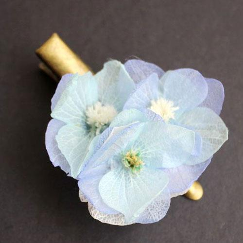 Preserved Flower Hair Clip Hairpin Bridal Floral Cute Gift Hair Jewelry Accessories For Girls