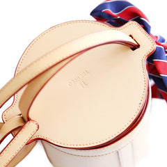 Cute LEATHER WOMENs Barrel Handbags SHOULDER Purse FOR WOMEN