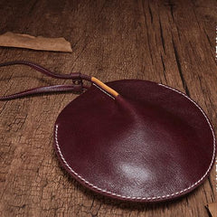 Circle Clutch Bag Round Shaped Purses Small Round Bag