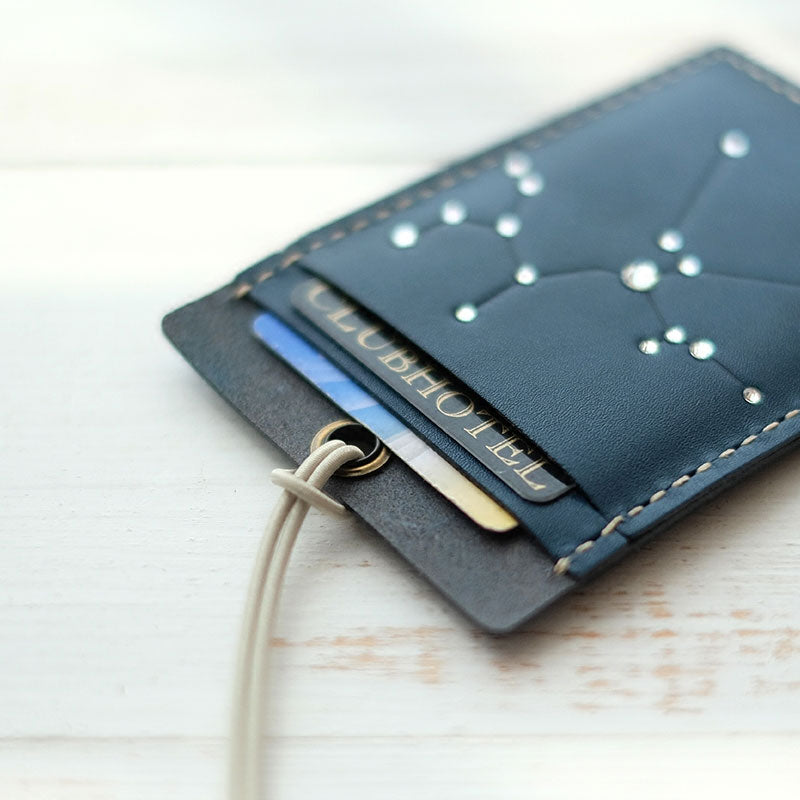 next - Personalized Card Holder