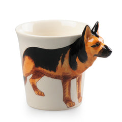Handmade cute coffee milk mug animal Boston terrier pet dogs 3d Funny Birthday Gift Gift for Her Holiday Gift Christmas Gift