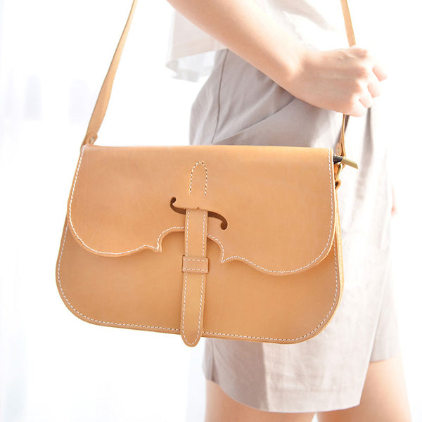 Handmade Leather Cute Camel Shoulder Bag Personalized Monogrammed Gift Custom Women Crossbody Bag Purse Purse