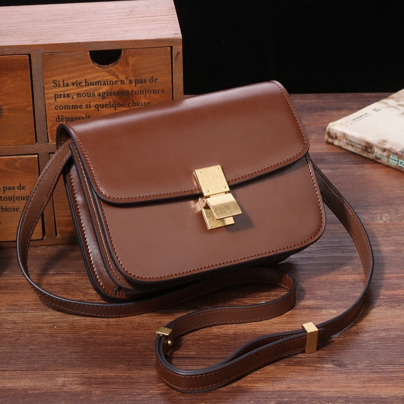 Genuine leather purse women Phone bag shoulder bag crossbody bag