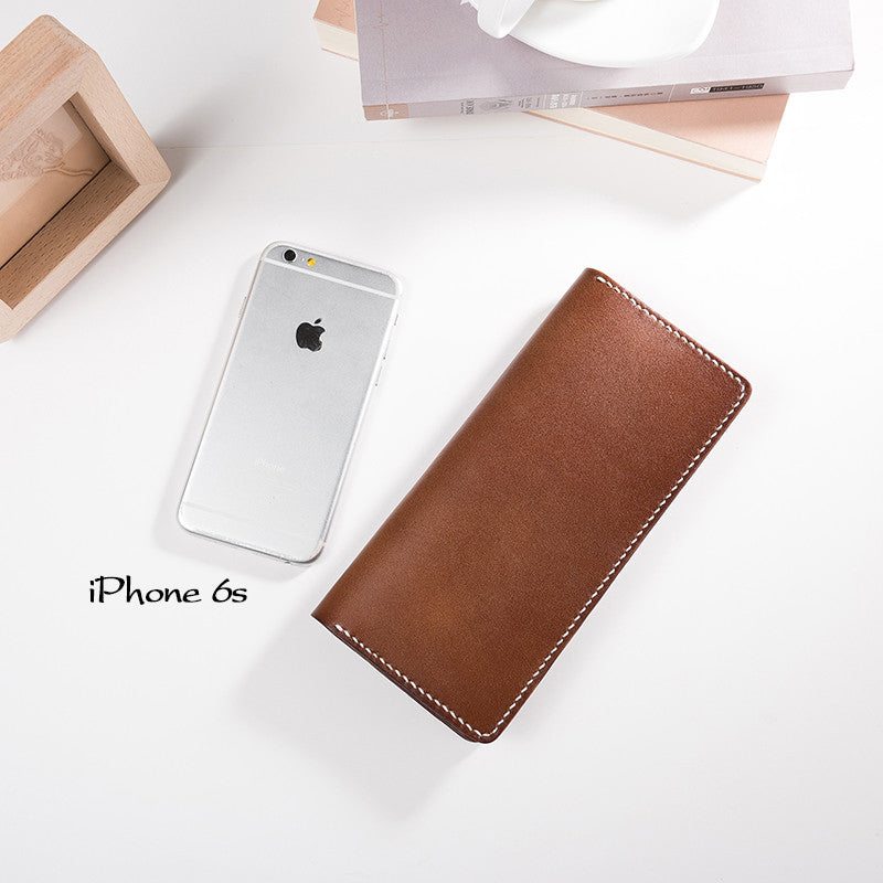 456e258bb163b Handmade leather vintage Brown Men PERSONALIZED MONOGRAMMED GIFT ...