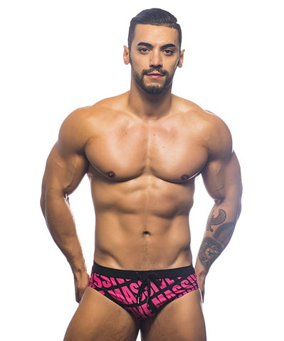 Andrew Christian - MASSIVE Slant Bikini (In Store Sales Only)