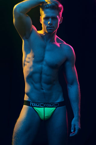 Marco Marco Hover Jock Strap (Neon Yellow)
