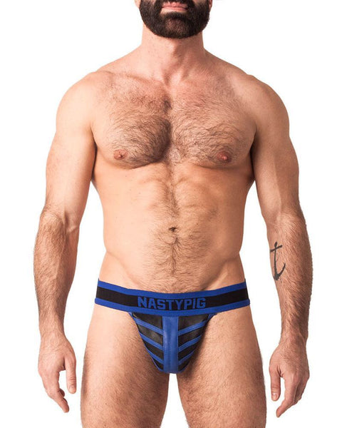 Nasty Pig - Mission Jock (Blue)