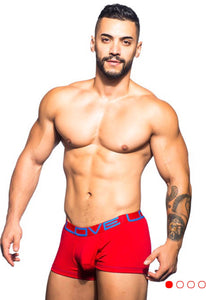 Andrew Christian Project Love Boxer (Red)
