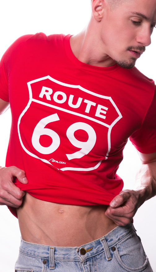 AJAXX63 - Route 69 (Red)
